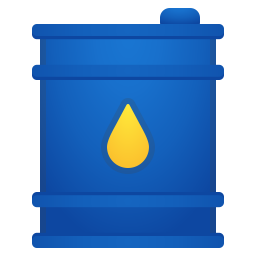 Oil drum icon