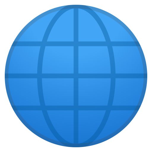 42454-globe-with-meridians icon