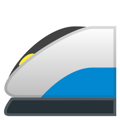 42531-high-speed-train icon