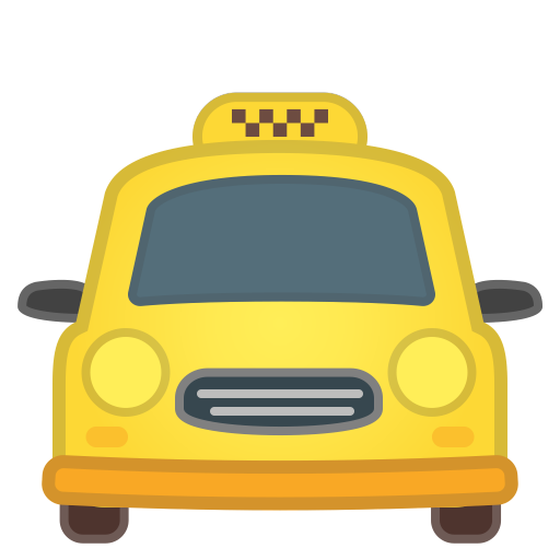 42550-oncoming-taxi icon