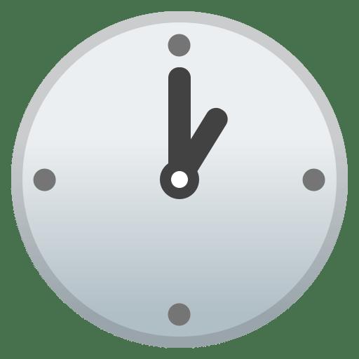 42615-one-o-clock icon