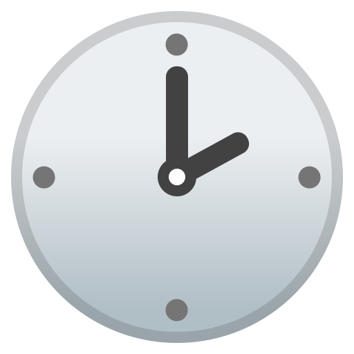 Two o clock icon