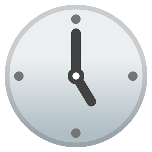 42623-five-o-clock icon