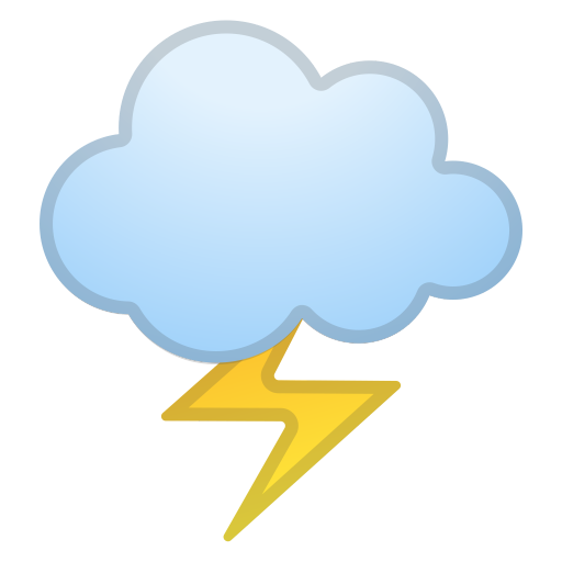 42674-cloud-with-lightning icon