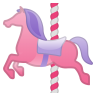 42524-carousel-horse icon