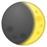 42638-waxing-crescent-moon icon