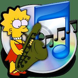 iTunes lisa icon