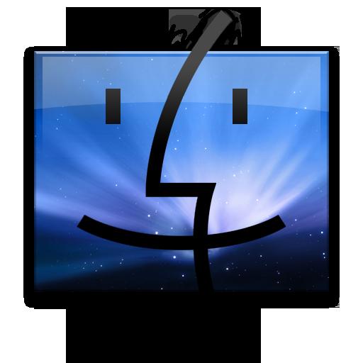 Leo-Finder-Blue icon