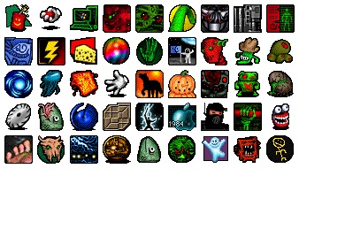 Gorts Icons Vol. 2 Icons