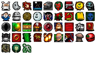 Gorts Icons Vol. 3 Icons