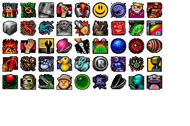 Gorts Icons Vol. 4 Icons