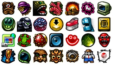 Gorts Icons Vol. 5 Icons