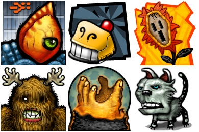 Gorts Icons Vol. 6 Icons