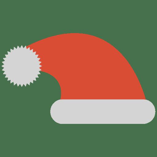 Santa-hat icon