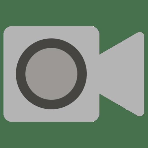 Facetime Icon   Flat Retro Modern 2 Iconset   Grafikartes