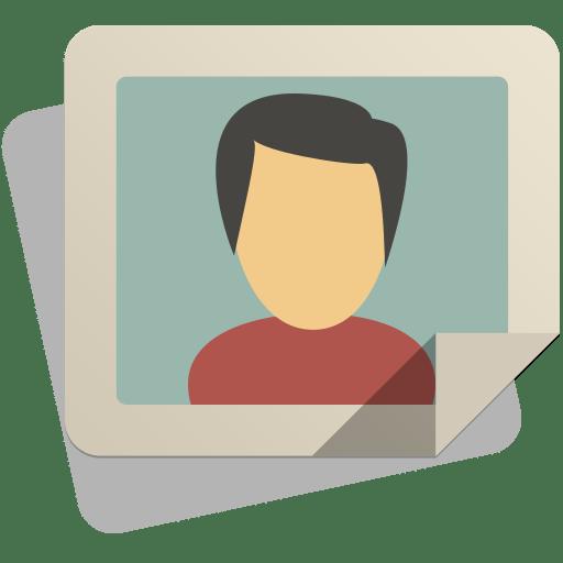 Photobooth Icon | Flat Retro Modern Iconset | Grafikartes