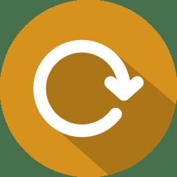 Arrow refresh 2 icon