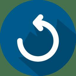 Arrow refresh 3 icon