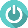 Switch-turn-off icon