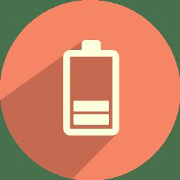 Battery bar 2 icon