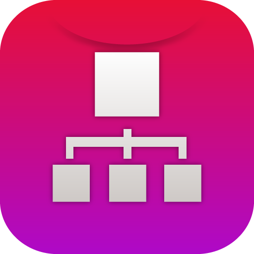 Network-sharing icon