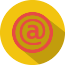 Mail-button icon