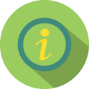 Problem info icon