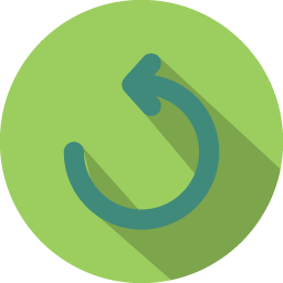 Arrow reload 3 icon