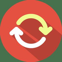Arrow reload 4 icon