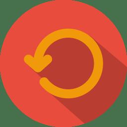 Arrow reload icon