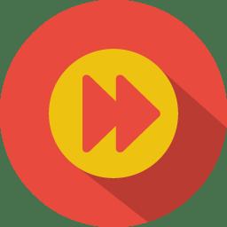 Button 5 forward icon