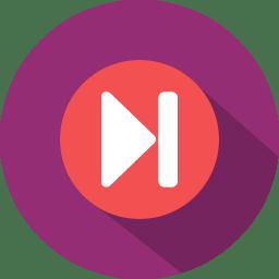 Button 6 next icon