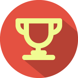 Cup champion icon