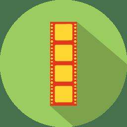 Reel movie icon