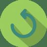 Arrow-reload-3 icon