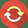 Arrow-reload-4 icon