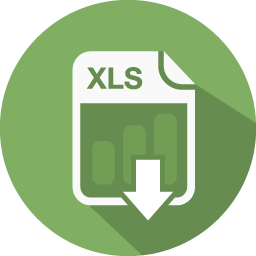 Excel xls icon