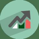 Dollar-stats icon