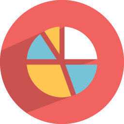 Market flow icon
