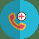 Add-phone-folded icon