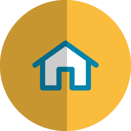 Home folded icon