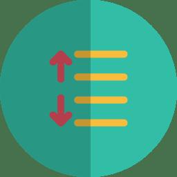 Set leading folded icon