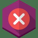 Cross 3 icon