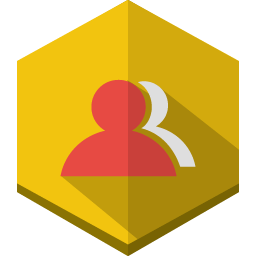 Contact group icon