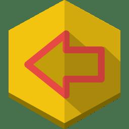 Previous 3 icon