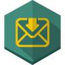 Download-mail icon
