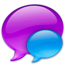 Small Blue Balloon icon