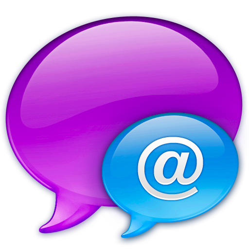 Small in Blue icon