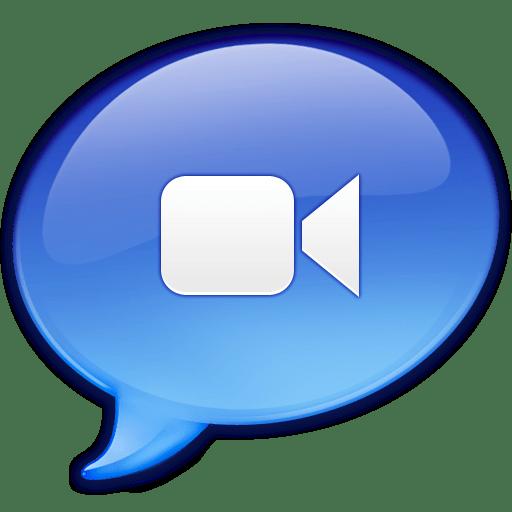 iChat Video icon