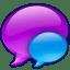 Small-Blue-Balloon icon